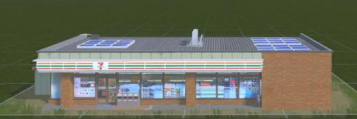 Photo of Cities: Skylines – Wy-JP-7Eleven-A