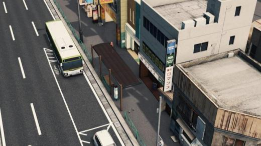 Photo of Cities: Skylines – Bus Stops