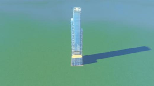 Photo of Cities: Skylines – 3World Trade Center1:1
