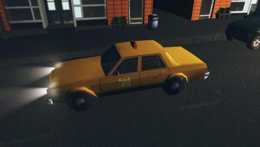 Photo of Cities: Skylines – Dodge Diplomat New York Taxi V3