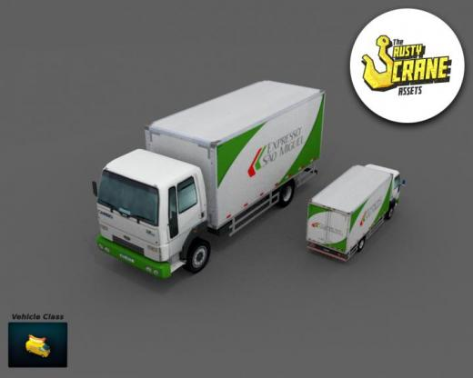 Photo of Cities: Skylines – FordCargo815 – S.Miguel