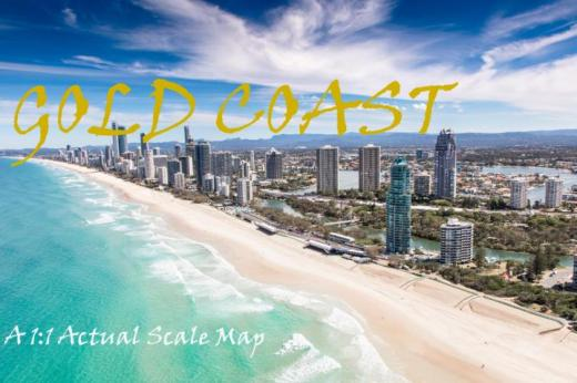 Photo of Cities: Skylines – Gold Coast Map