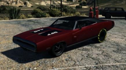 Photo of Gta 5 – 1970 Dodge Charger R/t Drag Handling 1.0