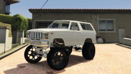 Photo of Gta 5 – 1980 Ford Bronco Replace