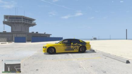 Photo of Gta 5 – 2016 Charger Hellcat Skins 1.0