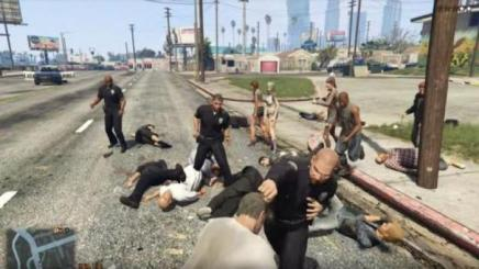 Photo of Gta 5 – All Peds Unarmed 0.1