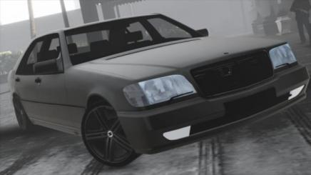 Photo of Gta 5 – Brabus W140 7.3 S V12 Add-On 1.0