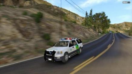Photo of Gta 5 – Els2005 Expedition Sheriff Version A
