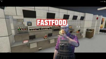 Photo of Gta 5 – Fastfood / Restaurant / ( Ymap ) 1.0.0