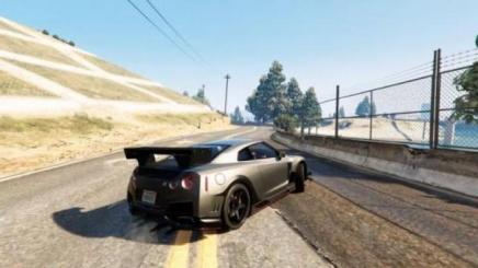 Photo of Gta 5 – Handling For Nissan Gt-R 1.0