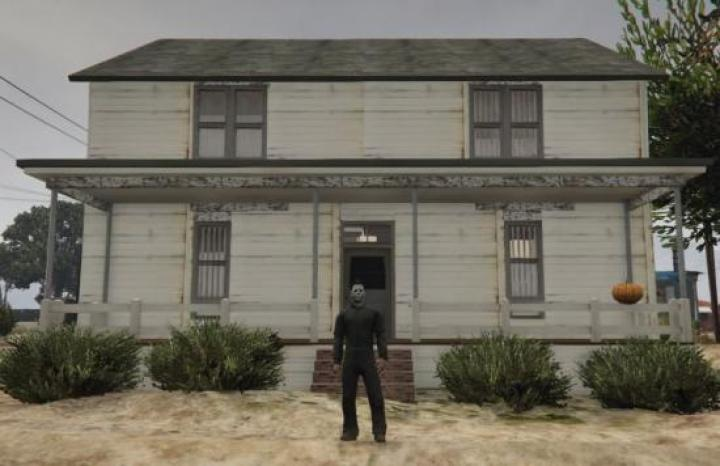 Gta 5 - Michael Myers House From Halloween (1978) Menyoo/map ... Map Editor Gta on assassins creed map editor, bioshock infinite map editor, crysis 3 map editor, rpg map editor, cod map editor, far cry 3 map editor, mario map editor, crysis 2 map editor,