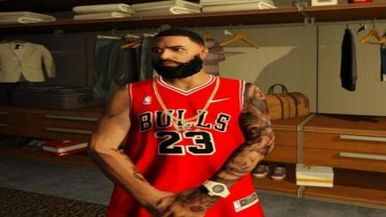 Photo of Gta 5 – Mp Male Bulls Mj23