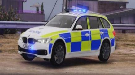 Photo of Gta 5 – North Yorkshire Police – Rpu Livery For The Bmw 330D Touring 1.0