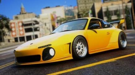 Photo of Gta 5 – Porsche 911 Gt3 997 Old & New Add-On   Template 1.1