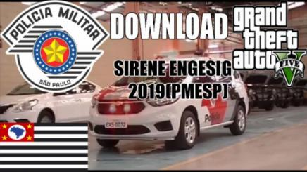 Photo of Gta 5 – Sirene Engesig 2019 (Pmesp 2019) Fivem & Offline Final