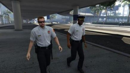 Photo of Gta 5 – Taiwan Male Police (1987-2019 Old Style)