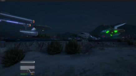 Photo of Gta 5 – The Scifi Train V1