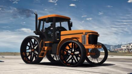Photo of Gta 5 – Tractor Donk 1.0