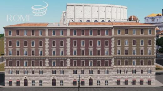 Photo of Cities: Skylines – Italian Flats Pack 2 [Rome]