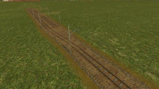 Photo of Cities: Skylines – JP 1L Oneway rail KT21