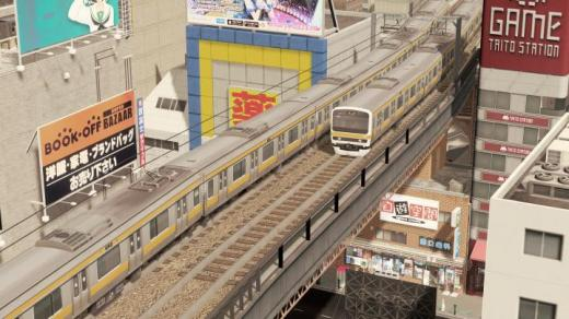Photo of Cities: Skylines – JR Series 209-500 Sobu-Line