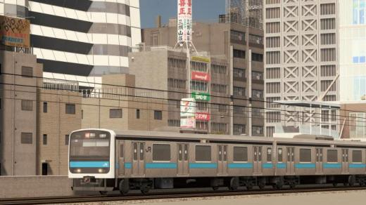 Photo of Cities: Skylines – JR Series 901 Keihin Tohoku-Line