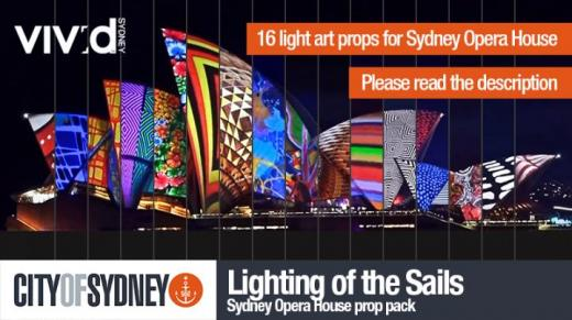 Photo of Cities: Skylines – Lighting of the Sails – Sydney Opera House Prop Pack