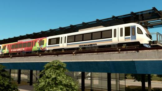 Photo of Cities: Skylines – LRT Palembang Asian Games [MOM]