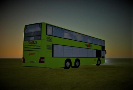 Photo of Cities: Skylines – Man Lions City DD SG Bus RHD