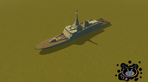 Photo of Cities: Skylines – Military Navy LCS GWD