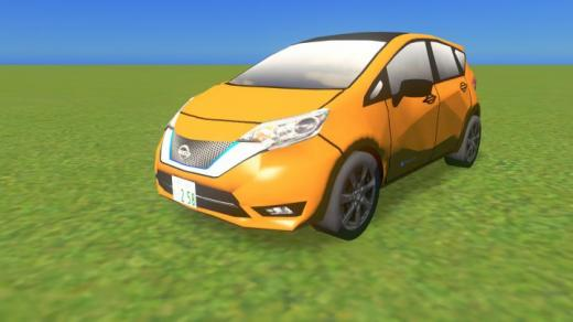 Photo of Cities: Skylines – Nissan Note E-Power Car Mod