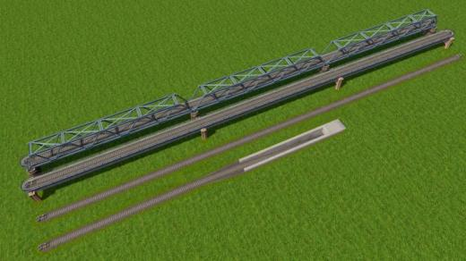 Photo of Cities: Skylines – Non Electrified Track S2