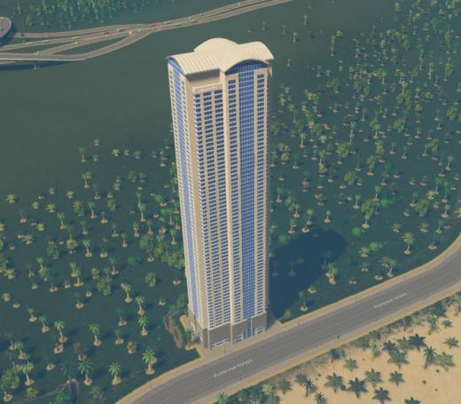 Photo of Cities: Skylines – Personify Plaza – Large