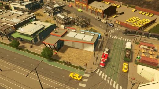 Photo of Cities: Skylines – SAR Fire Station