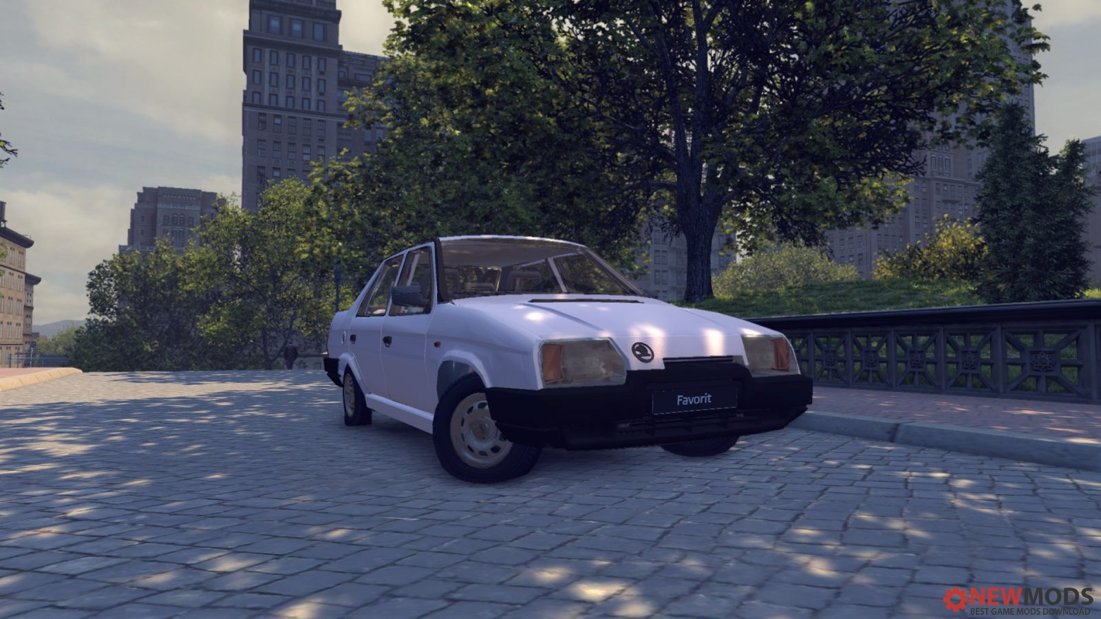 Photo of Mafia 2 – Skoda Favorit Typ 782 Sedan