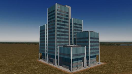 Photo of Cities: Skylines – Sparkassen Tower | Hannover, Germany