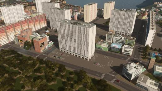 Photo of Cities: Skylines – Tour Fontainebleau 1 (Neuilly-sur-Marne, France) RICO