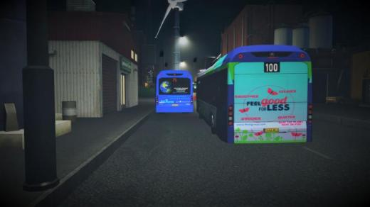 Photo of Cities: Skylines – Volvo 7900H RHD First 7evens