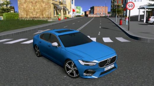 Photo of Cities: Skylines – Volvo S90 R-Design