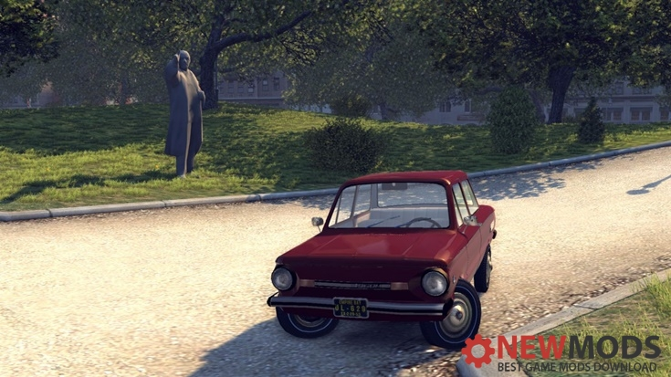 Photo of Mafia 2 – Zaz Zaporozhets 968M