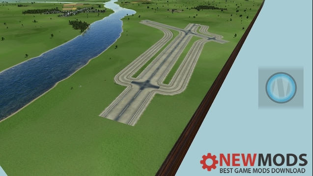 Photo of Transport Fever – Airport Roads Mod