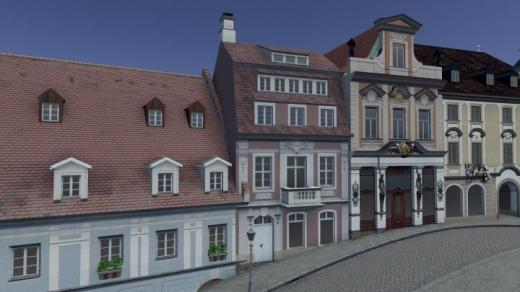 Photo of Cities: Skylines – Baroque House 2 – Office Set
