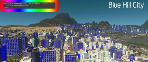 Photo of Cities: Skylines – Building Color Expander Mod