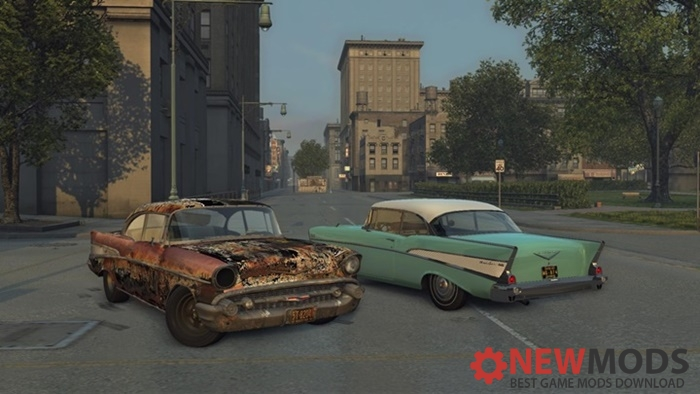 Photo of Mafia 2 – Chevrolet Bel Air 1957 Car Mod