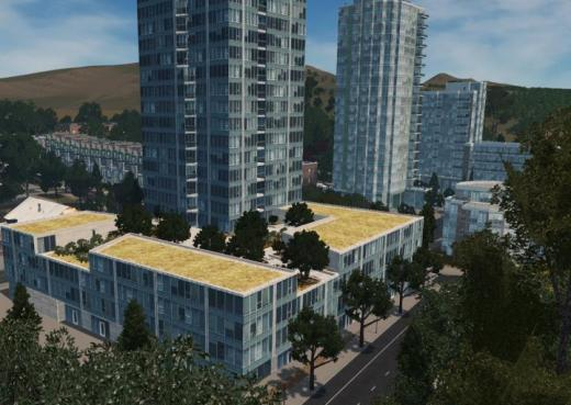 Photo of Cities: Skylines – Cosmopolitan Portland