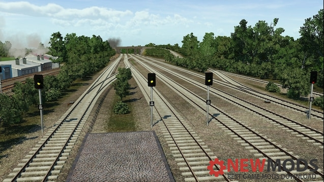 Photo of Transport Fever – ECML London to Grantham Map [10k x 4k]
