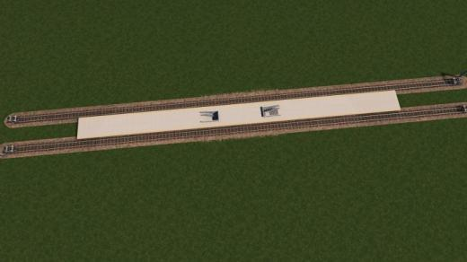 Photo of Cities: Skylines – Generic American Station with Stairs Full Platform