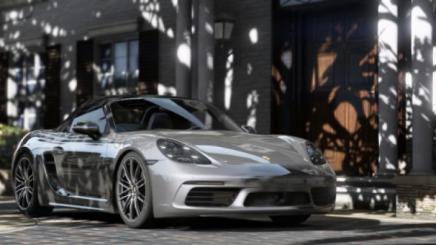 Photo of Gta 5 – Porsche 718 Boxster S Add-On 2017