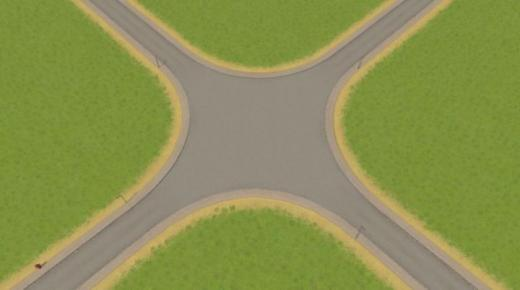 Photo of Cities: Skylines – Small 2 Lane, Offset 25 Road Mod