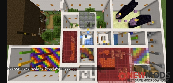 Photo of Minecraft – Super Stages Parkour Map